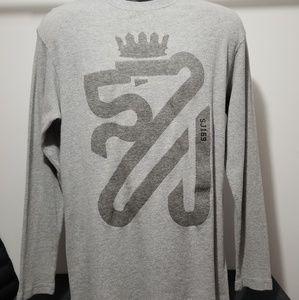 Sean John Mens Large Thermal Shirt
